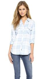 RAILS Liam Button Down at Shopbop