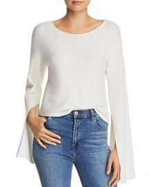 RAMY BROOK AUDRINA FLARE SLEEVE SWEATER at Bloomingdales