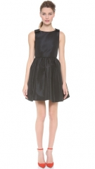 RED Valentino Faille Dress at Shopbop