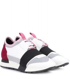 Race Runner sneakers by Balenciaga at Mytheresa