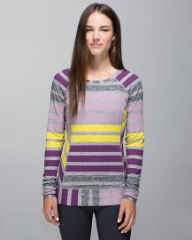 Race your pace long sleeve top at LuluLemon