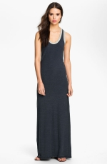 Racerback maxi dress by James Perse at Nordstrom