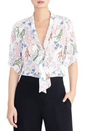 Rachel Roy Collection Bow Blouse at Nordstrom