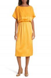 Rachel Comey Tonic Silk Midi Dress at Nordstrom