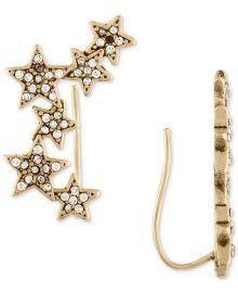 Rachel Roy Star Ear Crawler Earrings at Macys