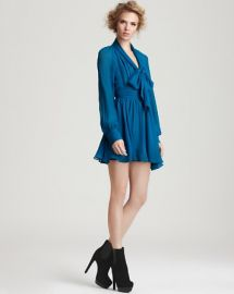 Rachel Zoe Dress - Arielle Bishop Sleeve at Bloomingdales
