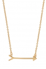 On The Mark Necklace at Stella & Dot