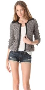 Rachels boucle jacket by Rag and Bone at Shopbop