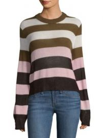 Rag   Bone - Annika Striped Sweater at Saks Off 5th