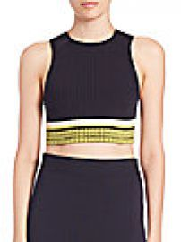 Rag   Bone - Sheridan Crop Top at Saks Off 5th