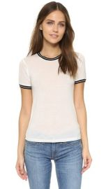 Rag  amp  Bone Stevie Short Sleeve Tee at Shopbop