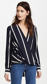 Rag  amp  Bone Victor Blouse at Shopbop