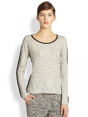 Rag and Bone - Spine Long Sleeve Tee at Saks Fifth Avenue