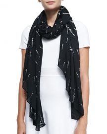 Rag and Bone Classic Dagger Scarf at Neiman Marcus