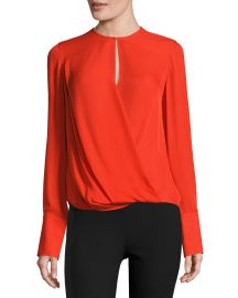 Rag and Bone Max Blouse at Neiman Marcus