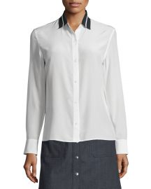 Rag and Bone Nico Blouse at Neiman Marcus