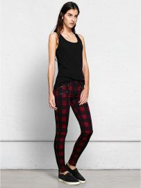 Rag and Bone Plaid Pants at Ron Herman