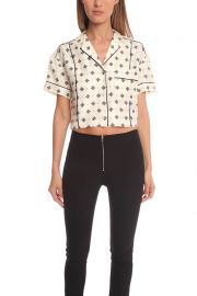 Rag and Bone Winifred Top at Blue & Cream