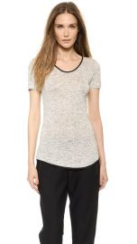 Rag andamp Bone Spine Tee at Shopbop