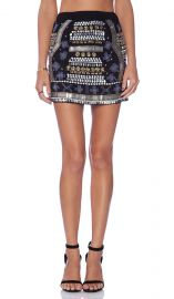 Raga Embellished Mini Skirt in Multi  REVOLVE at Revolve