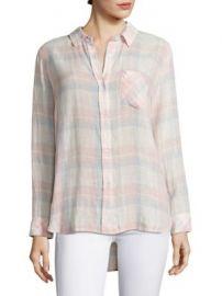Rails - Charli Plaid Casual Button Down Shirt at Saks Fifth Avenue