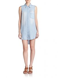 Rails - Elizabeth Chambray Shirtdress at Saks Fifth Avenue