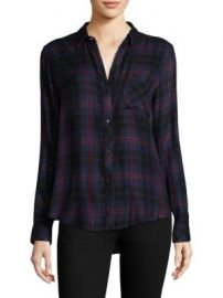 Rails - Hunter Plaid-Print Shirt at Saks Fifth Avenue