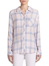 Rails - Hunter Plaid Shirt at Saks Fifth Avenue