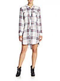 Rails - Nadine Plaid Belted Shirtdress at Saks Off 5th