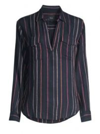 Rails - Selena Striped Blouse at Saks Fifth Avenue