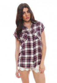 Rails Britt Shirt at Singer 22