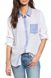 Rails Charli Stripe Shirt at Nordstrom