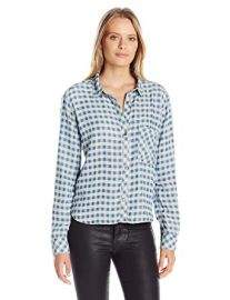 Rails Dana Boxy Long Sleeve Shirt at Amazon