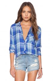 Rails Hunter Button Down at Revolve