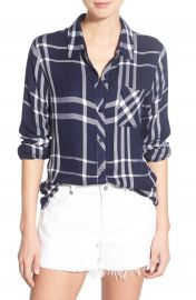 Rails Hunter Button Down Front Shirt at Nordstrom