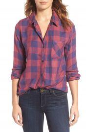 Rails Hunter Plaid Shirt at Nordstrom