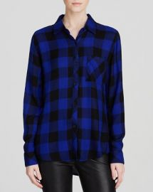 Rails Shirt - Hunter Check at Bloomingdales