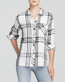 Rails Shirt - Hunter Plaid at Bloomingdales
