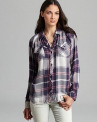 Rails Shirt - Kendra Plaid at Bloomingdales