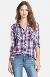 Rails and39Carmenand39 Plaid Shirt at Nordstrom