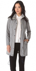Rain jacket by Tory Burch at Shopbop