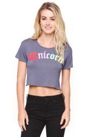 Rainbow Unicorn Tshirt at PacSun