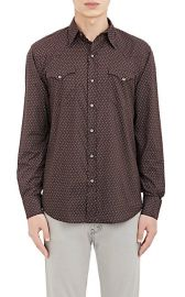 Ralph Lauren Black Label Western Shirt at Barneys Warehouse