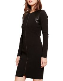 Ralph Lauren Zip Front Dress at Lord & Taylor