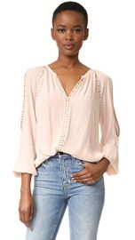 Ramy Brook Danielle Blouse at Shopbop