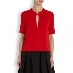 Raquel Allegra Cutout Top at Harvey Nichols