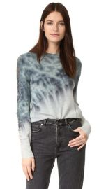 Raquel Allegra Shred Sleeve Sweater at Shopbop