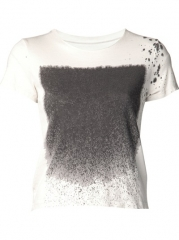 Raquel Allegra Splatter T-shirt - at Farfetch