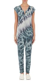 Raquel Allegra Tie Dye Jumpsuit at Barneys