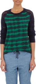 Raquel Allegra Tie-Dye Sweater at Barneys